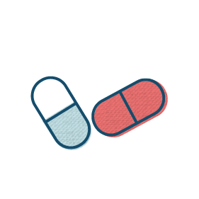 long-term antibiotics