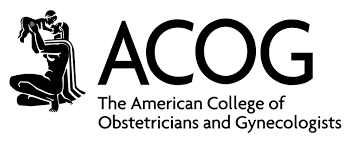 American Congress of Obstetricians and Gynecologists logo