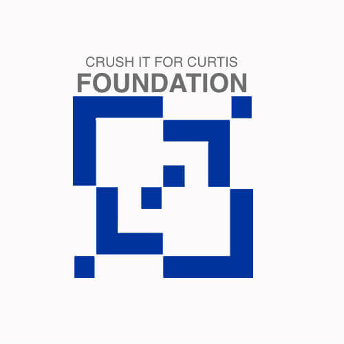 Crush It For Curtis Foundation logo