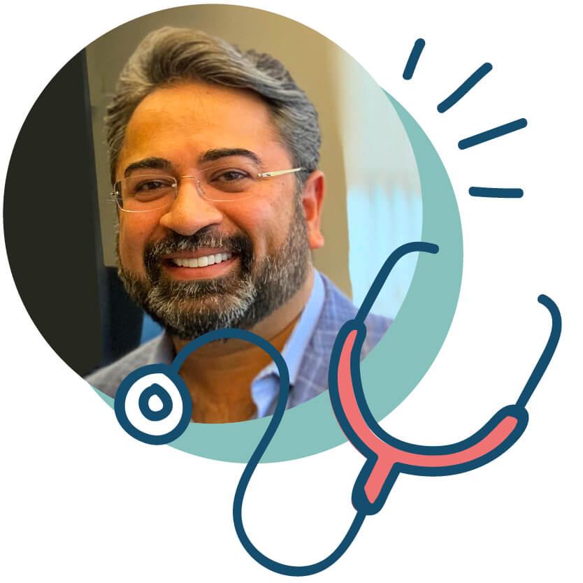 Raj Patel MD - Pathnostics UTI testing