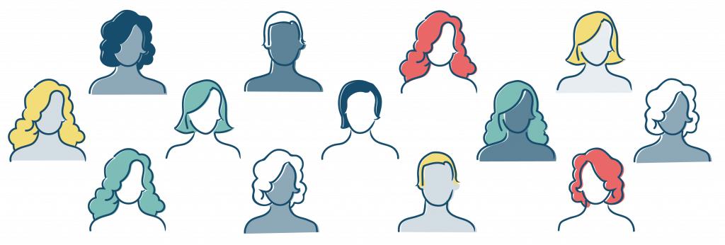 Women Everywhere Illustration - recurrent UTI