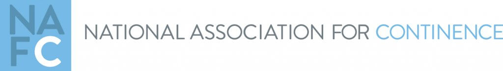 National Association for Continence logo